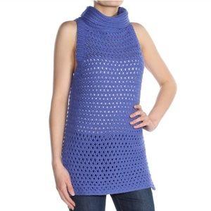 Free People northern lights knit vest